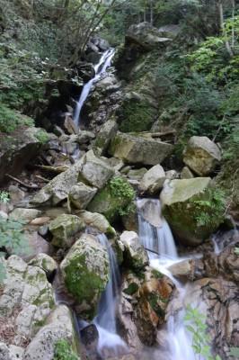 滋賀県・八つ淵の滝トレッキング㉓