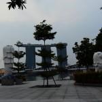 シンガポール風水ツアー⑤ マーライオンとベビーマーライオン