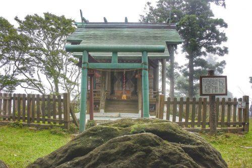 20-黄金山神社風水ツアー 奥の院「大海祇神社」