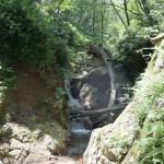 滋賀県・八つ淵の滝トレッキング⑮