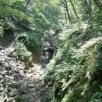 滋賀県・八つ淵の滝トレッキング⑭