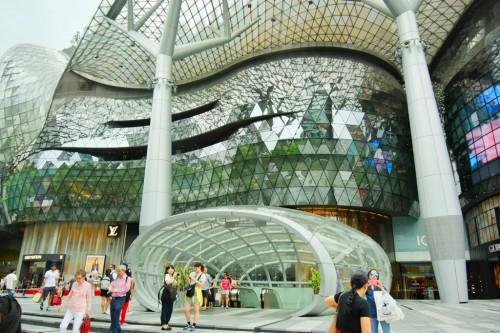 シンガポール風水ツアー㊽ アイオン・オーチャード2
