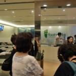 シンガポール風水ツアー55 足つぼマッサージ「Footworks」