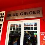 シンガポール風水ツアー㊸ ニョニャ料理「ブルー・ジンジャー」