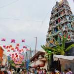 シンガポール風水ツアー㉔ スリ・マリアマン寺院