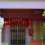 シンガポール風水ツアー⑩ カトン地区 プラナカン建築