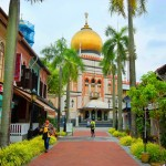 シンガポール風水ツアー⑫ サルタンモスク