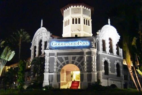 シンガポール風水ツアー56 グッドウッドパークホテル