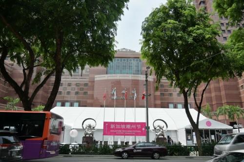 シンガポール風水ツアー㊱ 義安城3