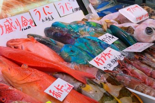 宙SORA 沖縄風水講座㊸牧志公設市場