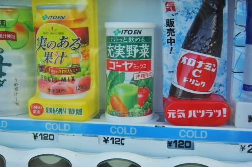 宙SORA 沖縄風水講座⑧ 野菜ジュースゴーヤ入り