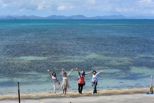 宙SORA 沖縄風水講座㊷海中道路