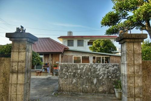 宙SORA 沖縄風水講座⑳ 文化財の沖縄建築とヒンプン