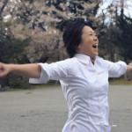 10-宙SORA-南三陸町-さんさん館校庭でラジオ体操
