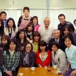 47-宙SORA-南三陸町-戸倉仮設住宅集会場にて後藤夫妻、語り部さんと