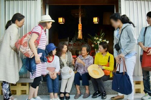 宙SORA 沖縄風水講座⑰ 奥武島の神人