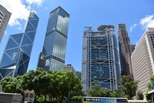 香港金融街